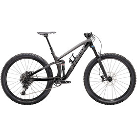 Trek Fuel EX 9.7 matte raw carbon/gloss trek black
